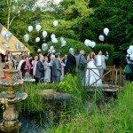 parc chateau mariage