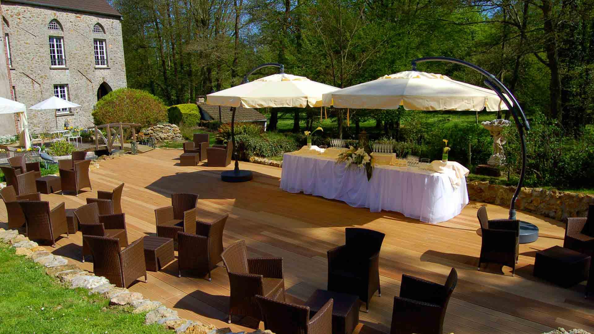 salle de mariage 77 seine et marne prieure st cyr. Black Bedroom Furniture Sets. Home Design Ideas