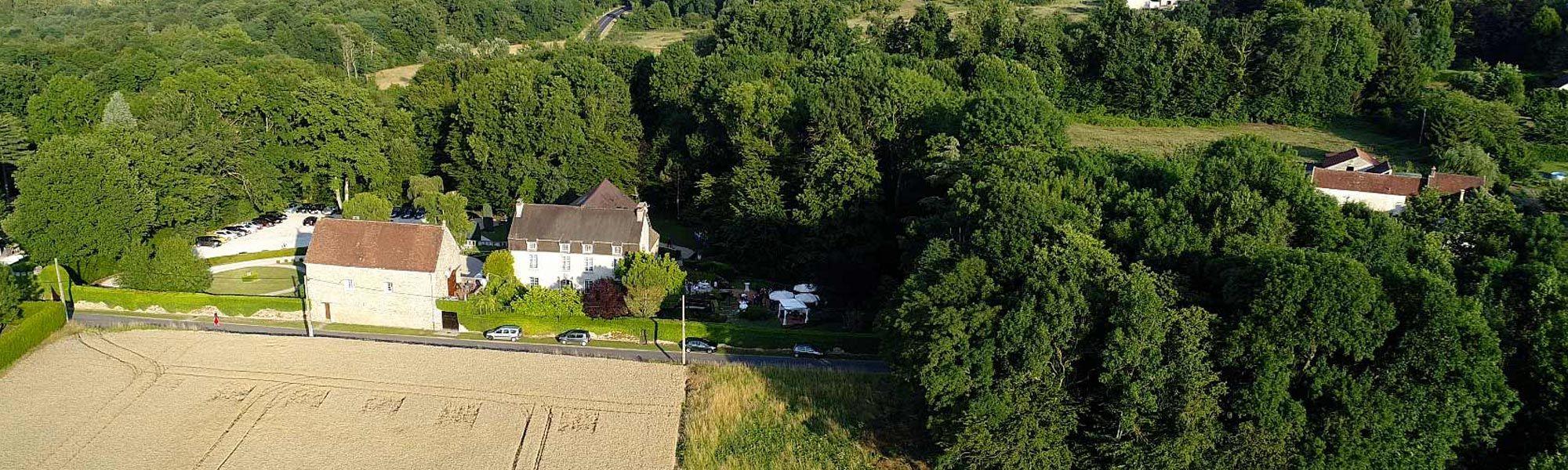 Location salle de mariage en Ile de France