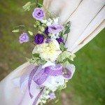 noeud decoration mariage 77