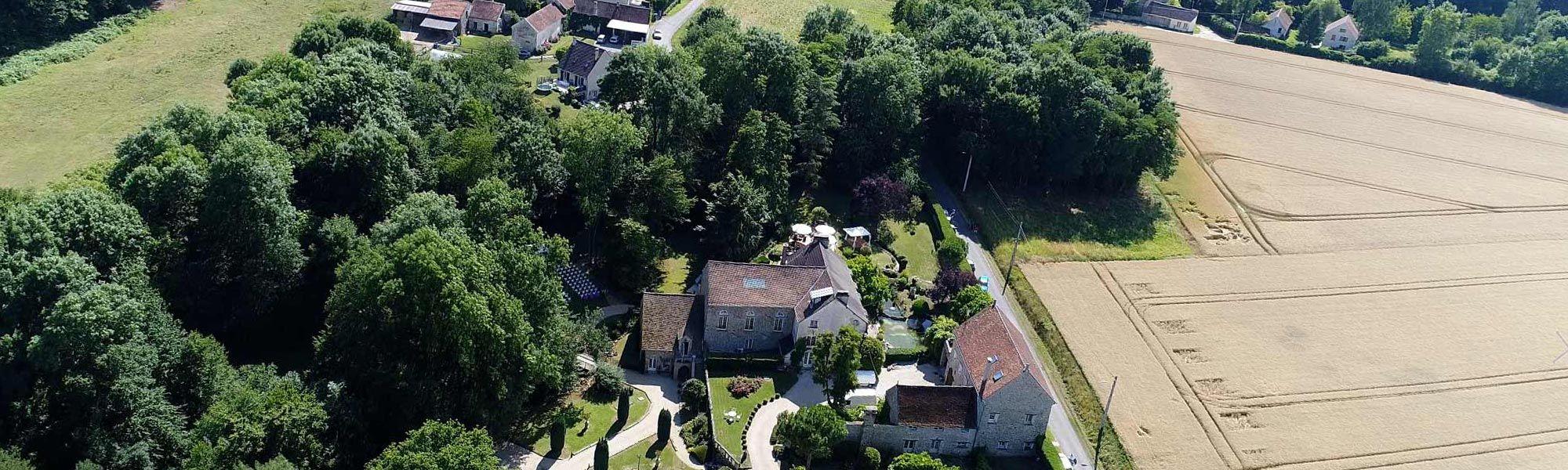 Location salle de mariage à Coulommiers