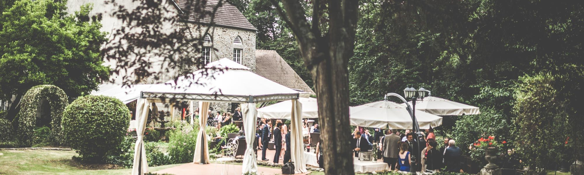 Salle de mariage à Marne la Vallée